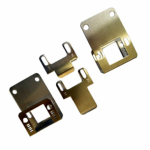 Adjustable Door Strike Plates